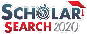Scholar Search 2020 logo